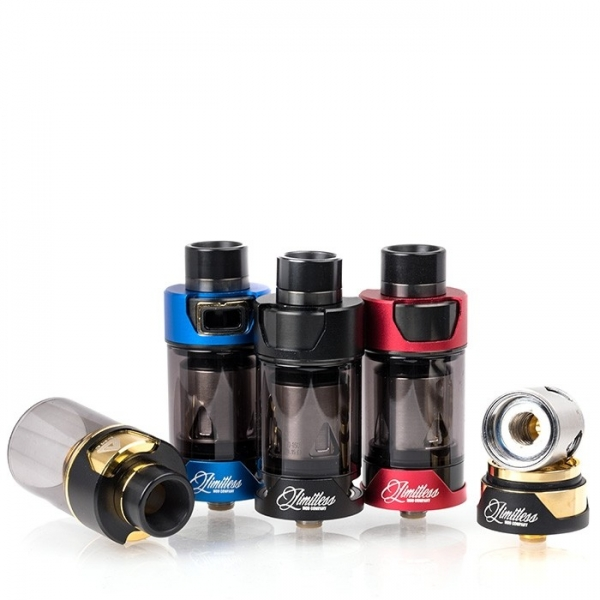 Limitless Mod Co Verso Sub-Ohm Tank